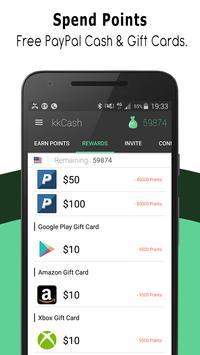 kkCash: Earn Money apk imagem de tela