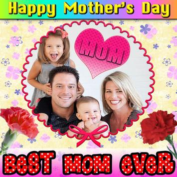 Happy Mother's Day Frames poster