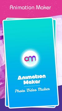 Animation Maker, Photo Video Maker poster