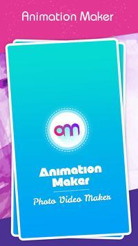 Animation Maker, Photo Video Maker poster