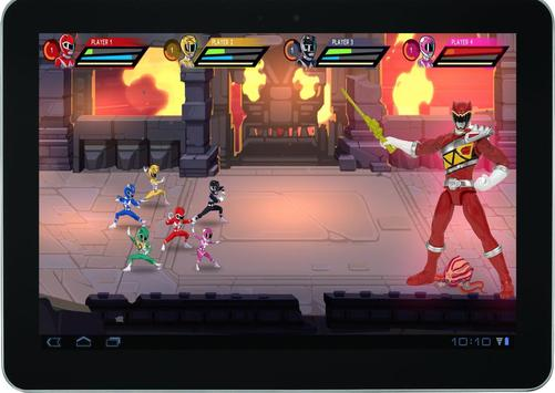Ultra Samurai Ranger Rescue screenshot 2