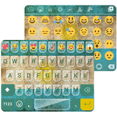 Argentina Emoji Keyboard Theme icon