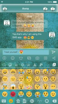 Argentina Emoji Keyboard Theme apk screenshot