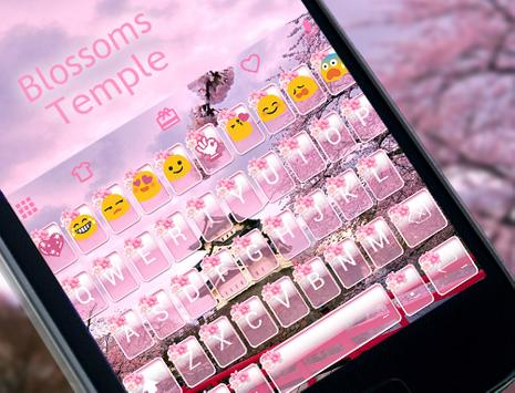 Pink flower emoji keyboard apk download free personalization app pink flower emoji keyboard apk screenshot mightylinksfo