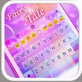 Fairy Tale Emoji Keyboard Skin icon