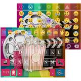 Film Emoji Keyboard Theme