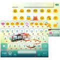 Love Songs Emoji Keyboard Skin