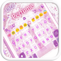 Lace Perfume Emoji Keyboard