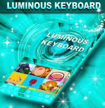Luminous Keyboard screenshot 1