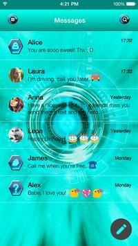 Luminous Keyboard apk screenshot