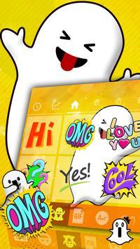 Keyboard Theme for Chatting screenshot 1