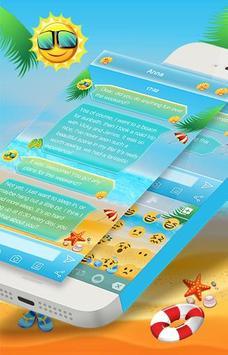 Holiday Live Wallpaper Emoji apk screenshot