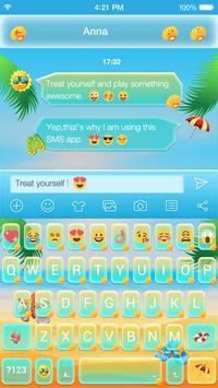 Holiday Live Wallpaper Emoji poster