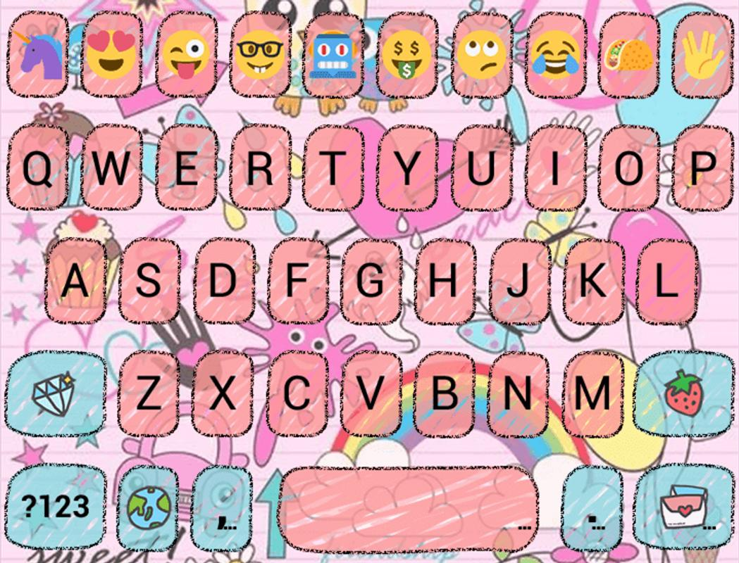 how to add emoji to keyboard android