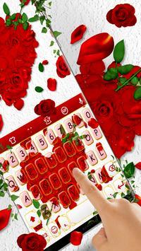 Rose Love - Emoji Keyboard poster