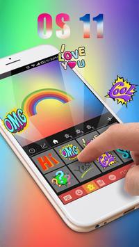 Rainbow Keyboard screenshot 3