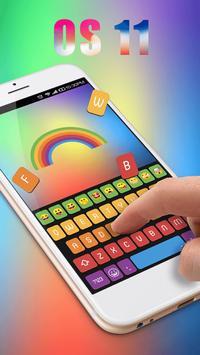 Rainbow Keyboard screenshot 6
