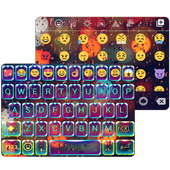 Luminous Emoji Keyboard Theme icon