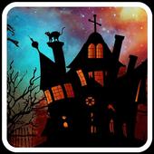 Happy Halloween Message Theme icon