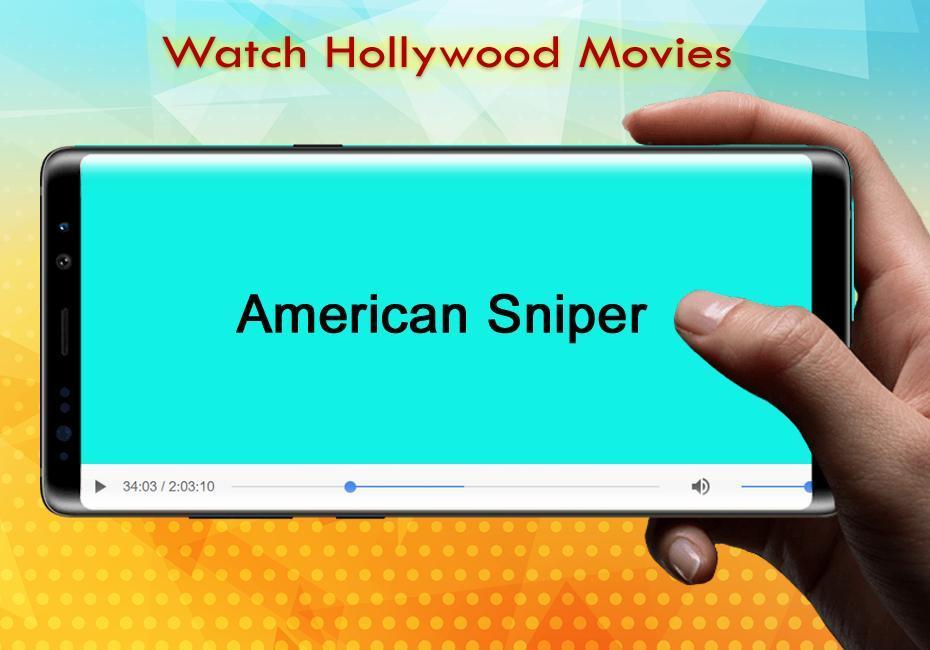 American Sniper Full Movie Online Download for Android - APK