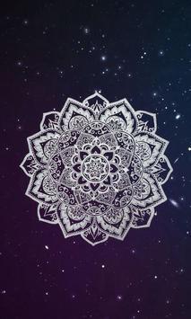 Mandala Wallpapers HD Poster Apk Screenshot