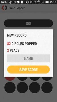 Circle Popper apk screenshot