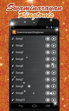 Swaminarayan ringtones poster