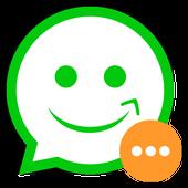KK SMS - Cool & Best Messaging ícone