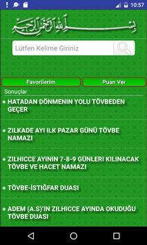 Tövbe için Dualar screenshot 6