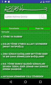 Tövbe için Dualar screenshot 8