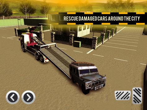 Tow Truck: Police Transporter APK Download - Free Simulation GAME ...