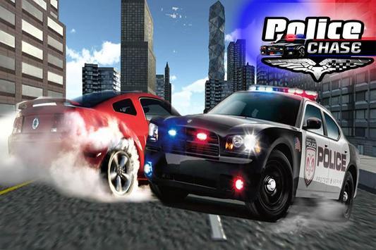Police Criminal Car Chase 2017 poster