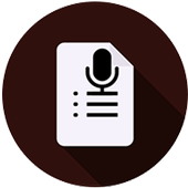 Form By Voice icon