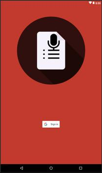 Form By Voice screenshot 5