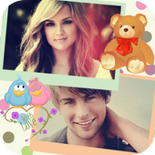 Couple Photo Frames icon