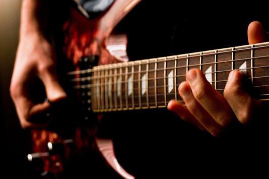 real guitar play poster
