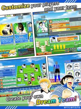 Captain Tsubasa: Dream Team screenshot 11