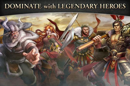 Age of Empires:WorldDomination apk स्क्रीनशॉट