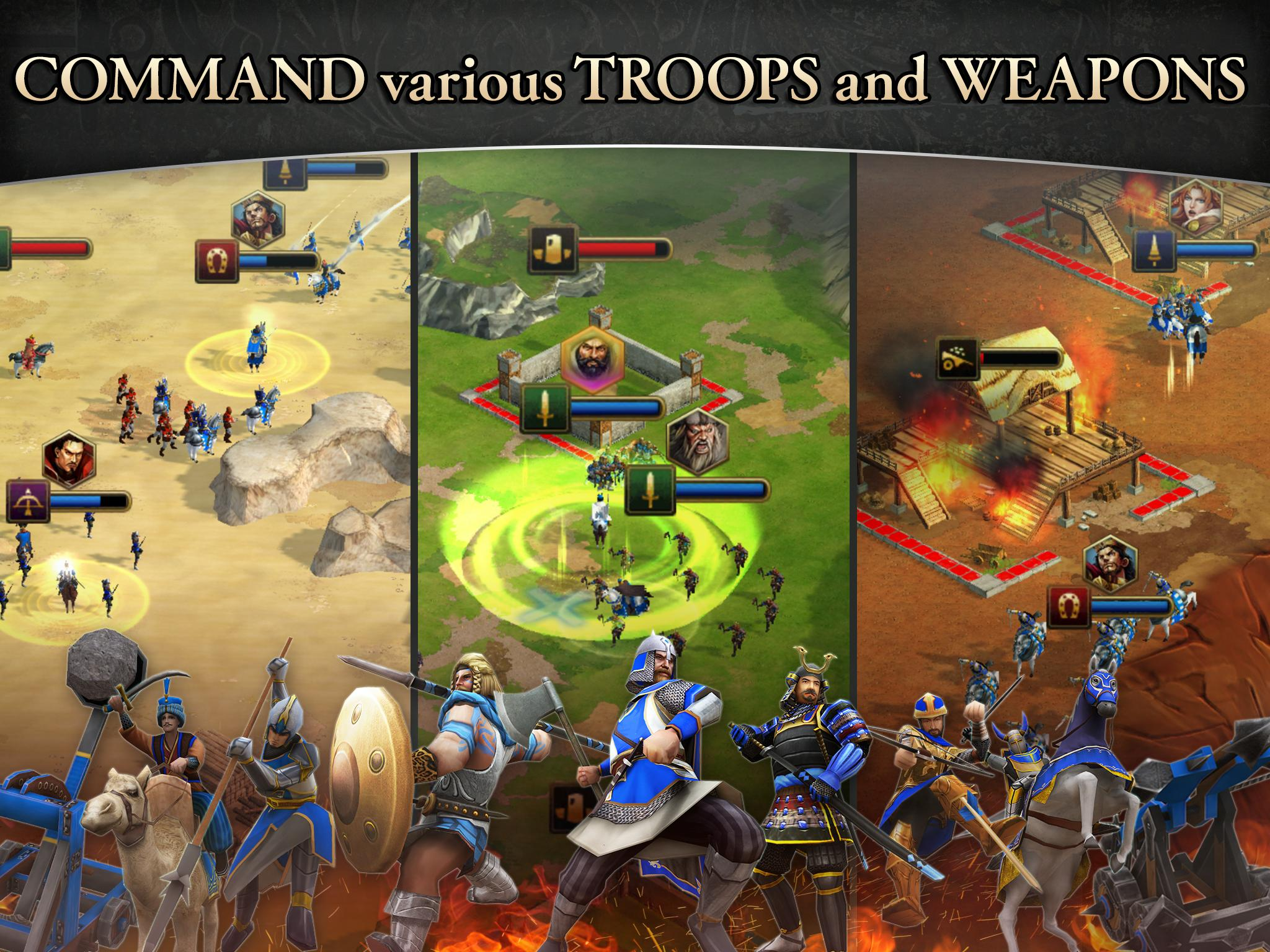 Age of Empires:WorldDomination for Android - APK Download