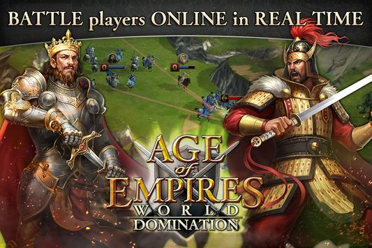 Age of Empires:WorldDomination poster