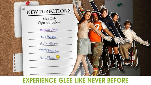 Glee Forever! poster
