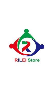 RILEI Store poster
