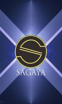 SAGAYA poster