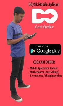 Cari Order poster