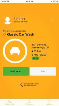 Klassic Car Wash apk screenshot