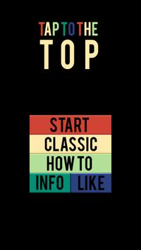 Tap To The Top Lite poster