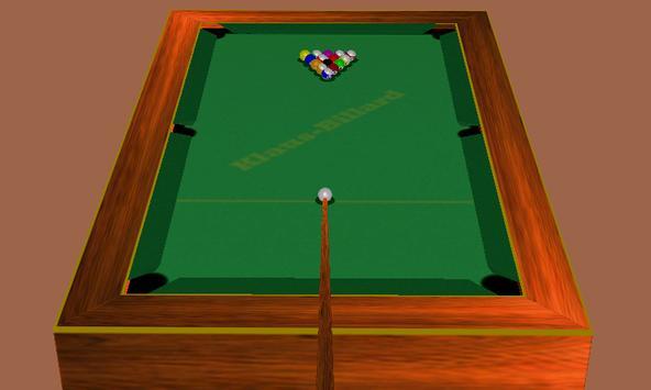PocketBilliards3D poster
