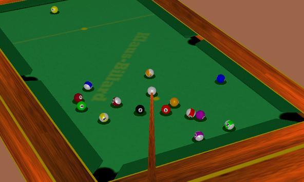 PocketBilliards3D apk screenshot