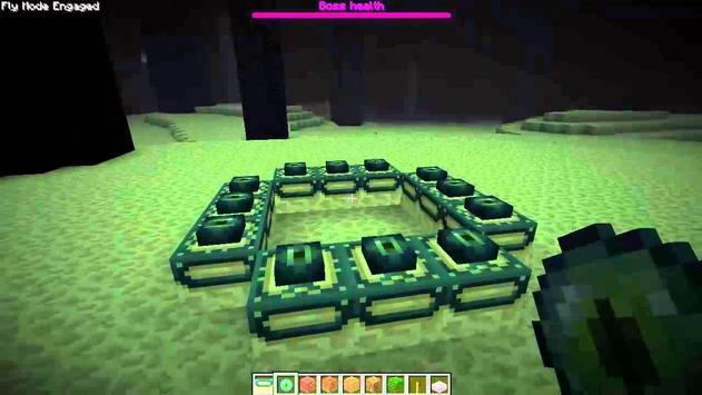 End portal mod minecraft pe apk download free arcade game for end portal mod minecraft pe poster sciox Gallery