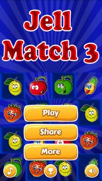 Jell Match 3 poster